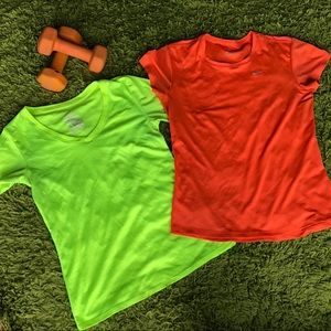 Nike Dri-fit Workout T-shirt Bundle